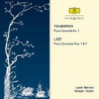 TCAHIKOVSKY & LISZT: PIANO CONCERTOS [라자르 베르만: 차이코프스키 & 리스트 피아노협주곡]