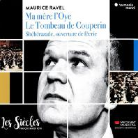 MA MERE L`OYE & LE TOMBEAU DE COUPERIN/ FRANCOIS-XAVIER ROTH [라벨: 어미 거위, 쿠프랭의 무덤   프랑수아-자비에 로트]