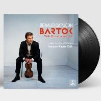 VIOLIN CONCERTO NO.2/ RENAUD CAPUCON, FRANCOIS-XAVIER ROTH [바르톡: 바이올린 협주곡 2번 - 르노 카퓌송] [180G LP]