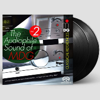 THE AUDIOPHILE SOUND OF MDG VOL.2 [180G LP]