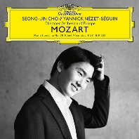 MOZART PIANO CONCERTO NO.20 & SONATAS K.281, 332/ YANNICK NEZET-SEGUIN [SHM-CD] [모차르트: 피아노 협주곡 20번, 소나타 3 & 4번]