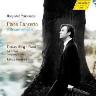 PIANO CONCERTO/ FLORIAN UHLIG, LUKASZ BOROWICZ