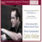 SYMPHONY NO.33/ DAS LIED VON DER ERDE/ CARLOS KLEIBER