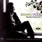 MUSIC FOR VIOLA/ MAXIM RYSANOV