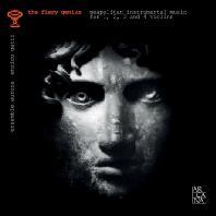 THE FIERY GENIUS/ ENSEMBLE AURORA, ENRICO GATTI [나폴리 악파의 바이올린 음악 - 아앙블 오로라 & 가티]