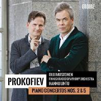 PIANO CONCERTOS NOS.2 & 5/ OLLI MUSTONEN, HANNU LINTU [프로코피에프: 피아노 협주곡 2, 5번 - 모스토넨 & 린투]