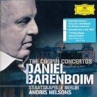 THE PIANO CONCERTOS/ DANIEL BARENBOIM, ANDRIS NELSONS