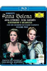 ANNA BOLENA/ EVELINO PIDO, ANNA NETREBKO, ELINA GARANCA [도니제티: 안나 볼레나 - 안나 네트렙코 & 엘리나 가랑차]