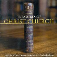TREASURES OF CHRIST CHURCH/ STEPHEN DARLINGTON
