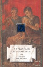 SYNAULIA/ MUSIC FROM ANCIENT ROME VOL.1/ WIND INSTRUMENTS
