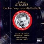 FOUR LAST SONGS/ ARABELLA HIGHLIGHTS/ ELISABETH SCHWARZKOPF