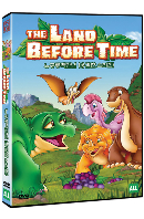 뉴 공룡백만년: 용감한 스리혼 [THE LAND BEFORE TIME]
