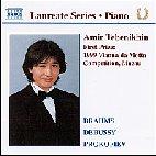 PIANO RECITAL/ AMIR TEBENIKHIN