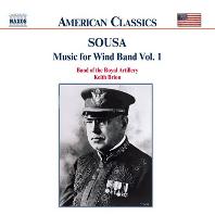 MUSIC FOR WINDA BAND 1/ ROYAL ARTILLERY BAND, KEITH BRION [수자: 관악 밴드를 위한 작품 1집 - 로열 아틸러리 밴드]