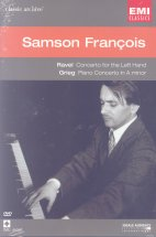 CONCERTO FOR PIANO AND ORCHESTRA/ SAMSON FRANCOIS