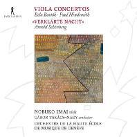 VIOLA CONCERTOS/ NOBUKO IMAI, GABOR TAKACS-NAGY