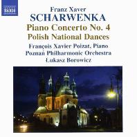 PIANO CONCERTO NO.4/ FRANCOIS XAVIER POIZAT, LUKASZ BOROWICZ