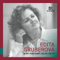 GREAT SINGERS LIVE [에디타 그루베로바: 뮌헨 방송교향악단 실황 1983-2000]