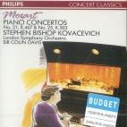 PIANO CONCERTOS NOS 21.25/ KOVACEVICH