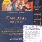 CANTATAS BWV54-57/ RILLING