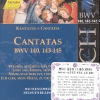 CANTATAS BWV140.143-145/ RILLING