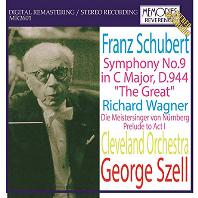 SYMPHONY NO.9/ GEORGE SZELL [슈베르트: 교향곡 9번 - 암스테르담 콘서트헤보우 1965 실황   조지 셀]