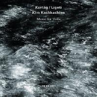 MUSIC FOR VIOLA/ KIM KASHKASHIAN
