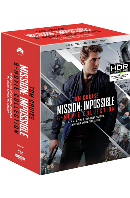미션 임파서블 4K UHD+BD 콜렉션 [MISSION: IMPOSSIBLE 6-MOVIE COLLECTION]