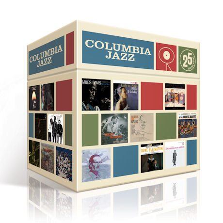 THE COLUMBIA JAZZ COLLECTION [컬럼비아 재즈 컬렉션]