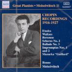 CHOPIN RECORDINGS 1916-1927