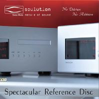SOULUTION: SPECTACULAR REFERENCE DISC [180G LP]