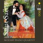 PIANO QUARTETS/ MOZART PIANO QUARTET [SACD HYBRID]