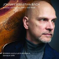 SONATAS AND PARTITAS BWV 1001-1006/ MARKKU LUOLAJAN-MIKKOLA [바흐: 무반주 바이올린 소나타와 파르티타 전곡 (첼로 편곡)]