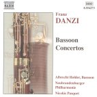 BASSOON CONCERTOS/ HOLDER/ PASQUET [펭귄가이드 2차]