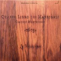 QUARTO LIBRO DEI MADRIGALI/ LA VENEXIANA [몬테베르디: 마드리갈 제4권 - 라 베네시아나]