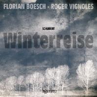 WINTERREISE/ FLORIAN BOESCH, ROGER VIGNOLES [슈베르트: 겨울 나그네 - 플로리안 뵈슈, 로저 비뇰스]