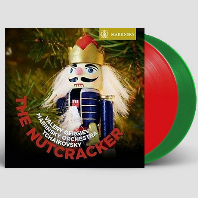 THE NUTCRACKER & SYMPHONY NO.4/ VALERY GERGIEV [차이코프스키: 호두까기 인형, 교향곡 4번 - 발레리 게르기에프] [180G RED & GREEN LP]