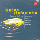 NEW EPIGRAMS ETC/ LONDON SINFONIETTA/ EDMON COLOMER