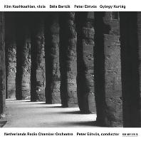 CONCERTO FOR VIOLA AND ORCHESTRA/ KIM KASHKASHIAN/ EOTVOS