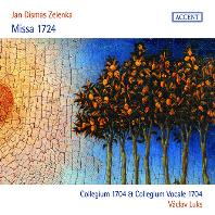 MISSA 1724/ COLLEGIUM VOCALE 1704, VACLAV LUKS [젤렌카: 1724년 미사 - 콜레기움 보칼레 1704, 바츨라프 룩스]