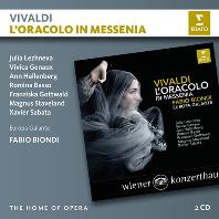 L`ORACOLO IN MESSENIA/ FABIO BIONDI [THE HOME OF OPERA] [비발디: 메세니아의 오라콜로 - 에우로파 갈란테, 비온디]