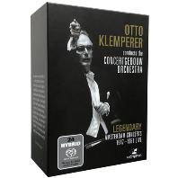 LEGENDARY AMSTERDAM CONCERTS 1947-1961 LIVE [SACD HYBRID] [오토 클렘페러가 지휘하는 전설의 암스테르담 콘서트] [한정반]
