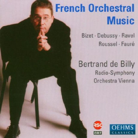 FRENCH ORCHESTRAL MUSIC/ BERTRAND DE BILLY