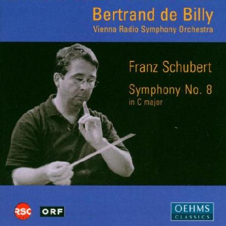SYMPHONY NO.8/ BERTRAND DE BILLY