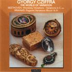 THE WORLD OF VARIATION/ GYORGY CZIFFRA