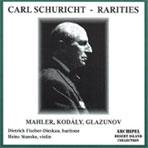 RARITIES/ CARL SCHURICHT