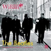 THE BEATLES: ARRANGED BY LUBOS KRTICKA FOR STRING QUARTET [비한 현악사중주단: 현악 사중주로 연주하는 비틀스 명곡들]