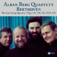 THE LATE STRING QUARTETS/ ALBAN BERG QUARTETT [ORIGINAL JACKET] [베토벤: 후기 현악 사중주]