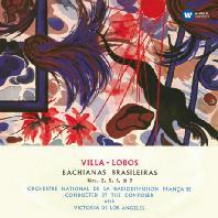 BACHIANAS BRASILEIRAS/ VICTORIA DE LOS ANGELES [ORIGINAL JACKET] [빌라-로브스: 브라질풍의 바흐]