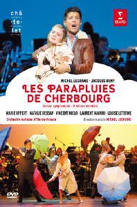 LES PARAPLUIES DE CHERBOURG/ NATALIE DESSAY [미셸 르그랑: 쉘부르의 우산]